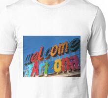 Welcome Arizona Unisex T-Shirt