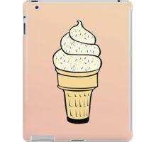 Ice Cream With Sprinkles iPad Case/Skin