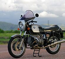 BMW R90S 1975 by Paul Gilbert