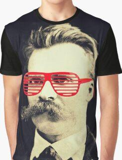 Nietzscheezy Graphic T-Shirt