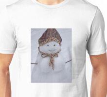 Snow Woman  Unisex T-Shirt