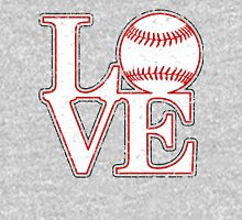 Love Baseball Classic Digital Art Unisex T-Shirt