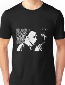 Christopher Hitchens - Religion Unisex T-Shirt