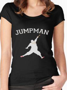 dj khaled Women's Fitted Scoop T-Shirt