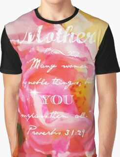 Roses - Verse Graphic T-Shirt