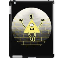 Bill Cipher - Gravity Falls iPad Case/Skin