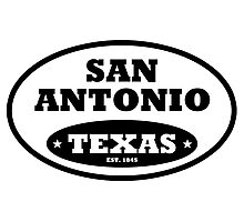 San Antonio Photographic Print
