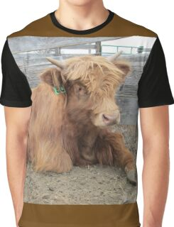 Moose  15 March 2015 Graphic T-Shirt