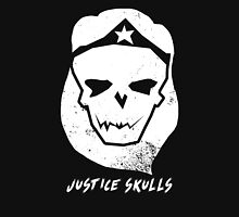 Justice Skulls: The Wonder Unisex T-Shirt