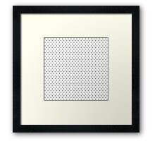 The Rectangle Framed Print