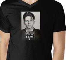 Ol' Blue Eyes Mens V-Neck T-Shirt