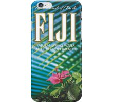 Fiji Bottle HQ iPhone Case/Skin