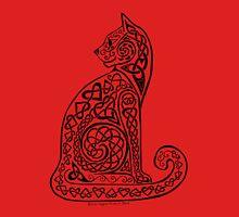 Celtic Cat #8 Tee Unisex T-Shirt