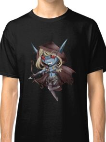 Tiny Queen of the Undead Classic T-Shirt