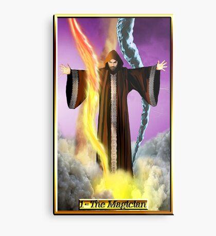 The Banx Tarot Magician Metal Print