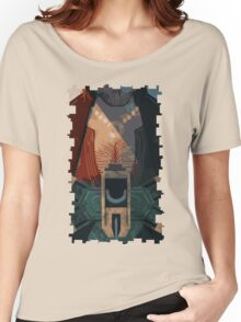 Varric Tarot Card Women's Relaxed Fit T-Shirt