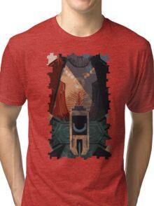 Varric Tarot Card Tri-blend T-Shirt