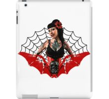 Tattoo Pin Up iPad Case/Skin