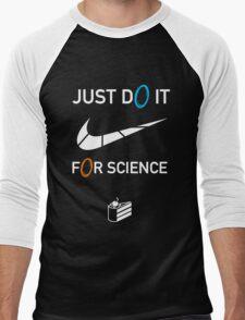 Do it for science Men's Baseball ¾ T-Shirt