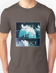 Death Note K - TRUTH.LIES.JUSTICE T-Shirt