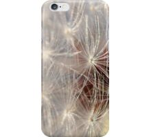 White Fluff iPhone Case/Skin