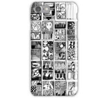 30 small abstract thoughts iPhone Case/Skin