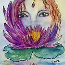Water Lily by Robin Monroe