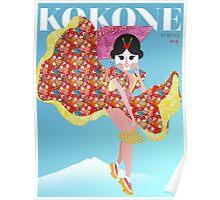 KOKONE TOKYO Poster