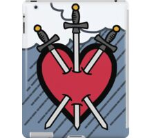 Tarot - Three of Swords iPad Case/Skin