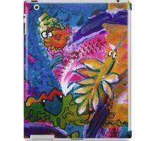 The Crowded Aquarium Section 1 iPad Case/Skin