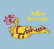 Yellow Serenity Kids Tee