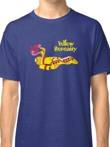 Yellow Serenity Classic T-Shirt
