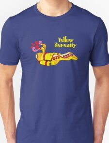 Yellow Serenity T-Shirt