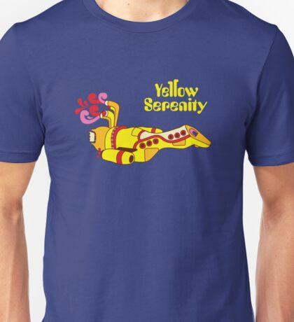 Yellow Serenity Unisex T-Shirt