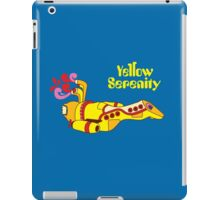 Yellow Serenity iPad Case/Skin