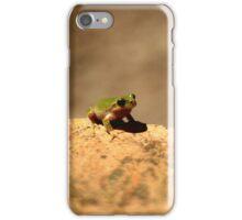 Grenouille iPhone Case/Skin