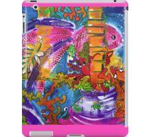 The Crowded Aquarium  iPad Case/Skin