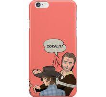 Coral!!! iPhone Case/Skin