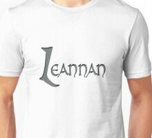 """ Leannan"" Outlander Gaelic Words  Unisex T-Shirt"