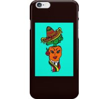 Folklorico Carrot iPhone Case/Skin