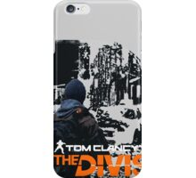 Tom Clancy's the Division iPhone Case/Skin