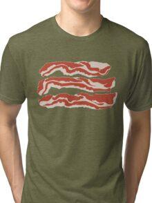 Bring Home the Bacon! Tri-blend T-Shirt