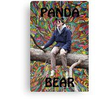 Original Panda Bear Canvas Print