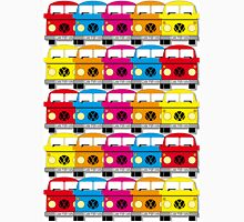 Campervan Multi Abstract No.1 Unisex T-Shirt