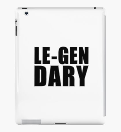 How I Met Your Mother Tv Show Quotes iPad Case/Skin