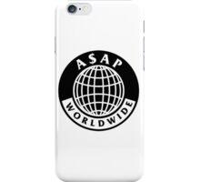 asap worldwide iPhone Case/Skin