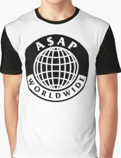 asap worldwide Graphic T-Shirt