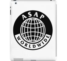 asap worldwide iPad Case/Skin