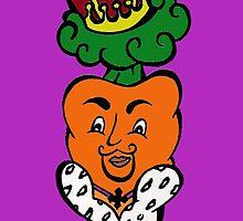 Carrot King by AdrienneAllen