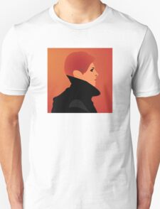 Jerome Newton — David Bowie, Low, Man Who Fell to Earth Unisex T-Shirt